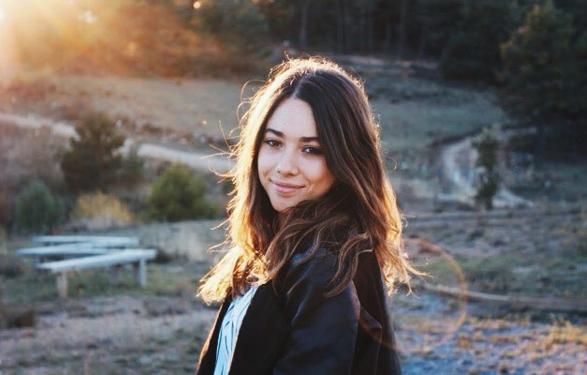 Laura García, alumna inscrita en ECCIT, ya demuestra su talento detrás de la cámara