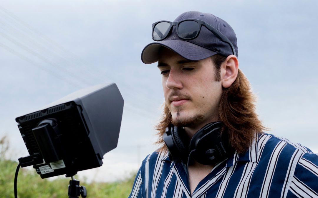Gerard Satorra, alumno de ECCIT, escribe, dirige y produce un cortometraje de ficción