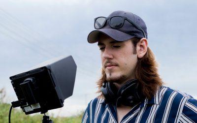 Gerard Satorra, alumne d'ECCIT, escriu, dirigeix i produeix un curtmetratge de ficció