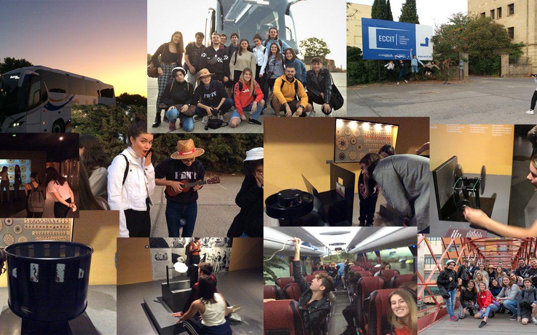 Viaje al Museu del Cinema de Girona