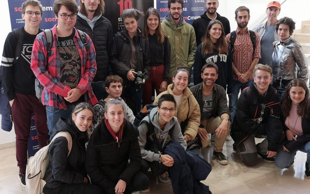 ECCIT al Festival Som Cinema de Lleida
