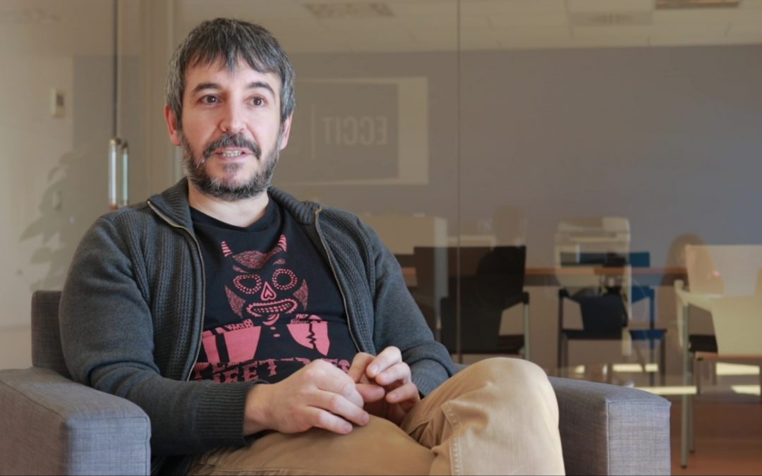Masterclass con el guionista Albert Val