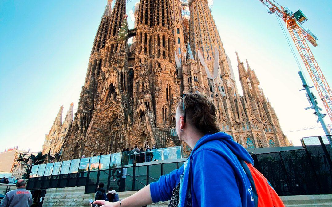 Projecte audiovisual a Barcelona