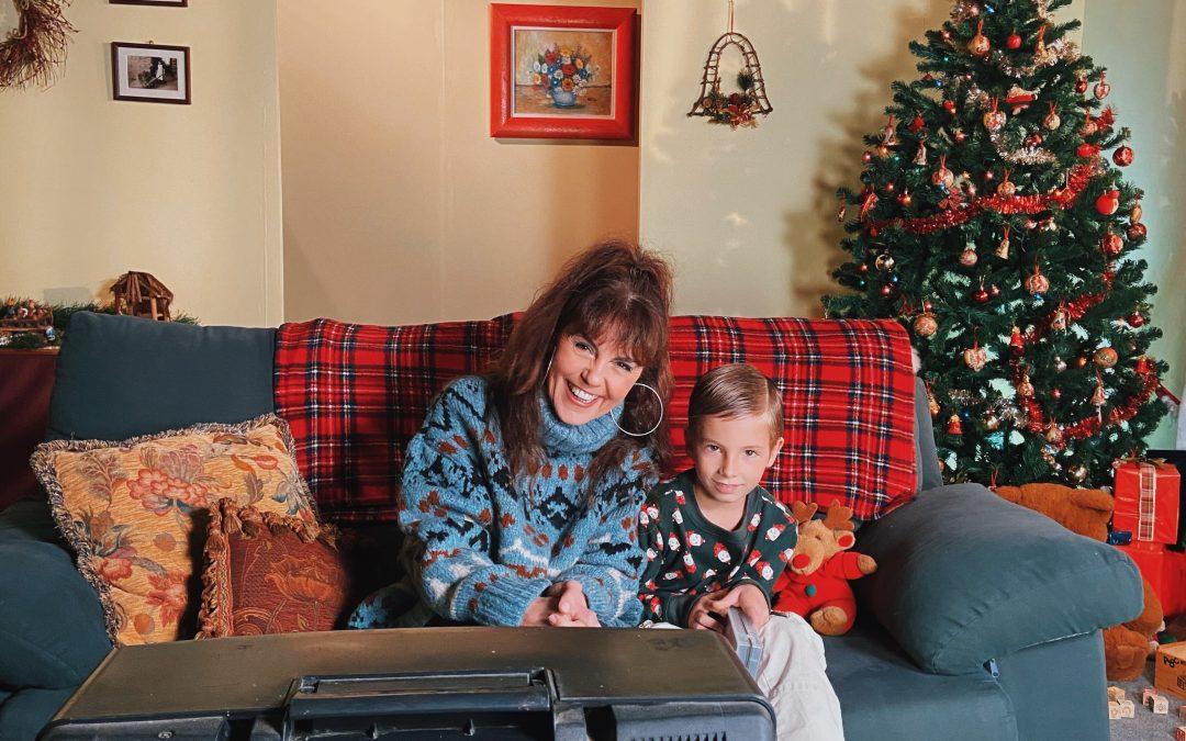 Rodatge espot de Nadal