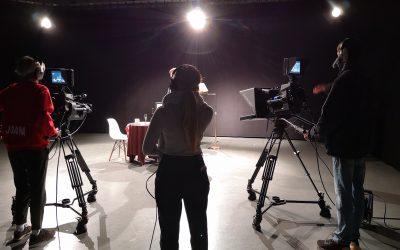 Pràctiques de televisió