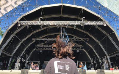 ECCIT a la Festa Major de Lleida